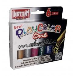 Boîte de 6 crayons peinture...